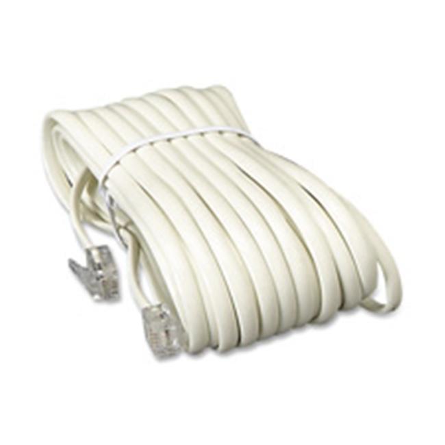 Softalk- LLC  Extension Cord- 25ft. Long- Ivory