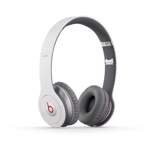 Beats by Dr.Dre Solo HD - White