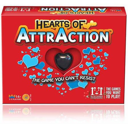 R&R Games Hearts of Attraction Game