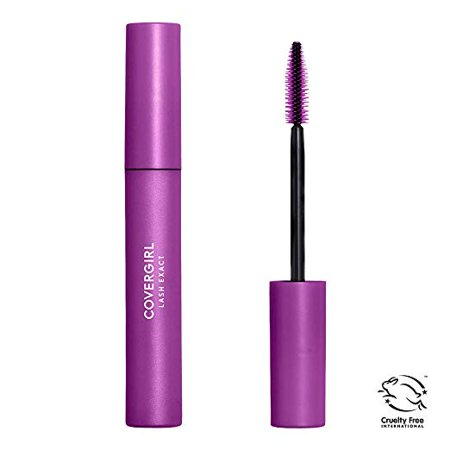 COVERGIRL Lash Exact Mascara, 900 Very Black