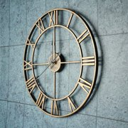 Metal Clocks Walmart Com
