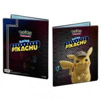 Ultra Pro ULP15203-P 9 Pocket Pokemon Detective Pikachu Portfolio - Pikachu