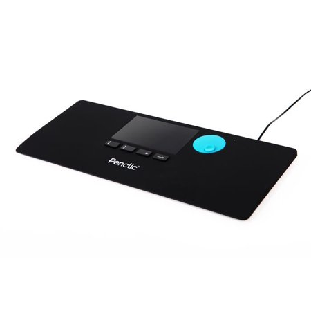 Prestige International Inc. Penclic Nicetouch is an Easy to Use Touchpad and Hand Rest Combination 2037