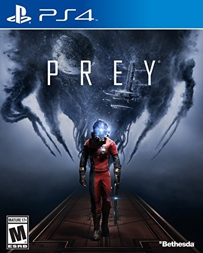 Prey, Bethesda, PlayStation 4, 093155171480