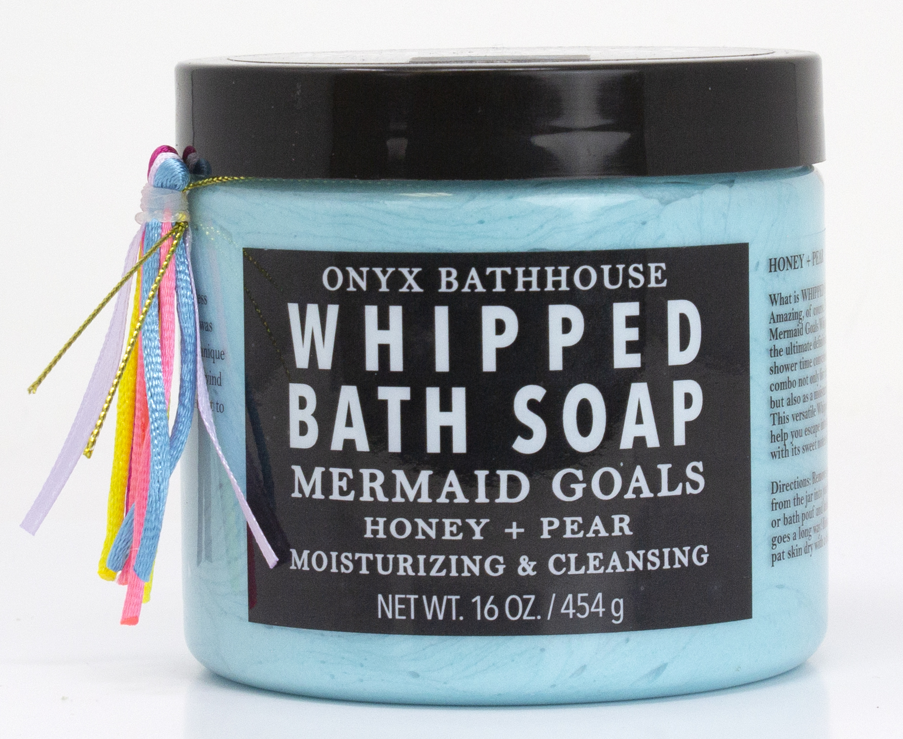 Onyx Bathhouse 16oz Whipped Bath \