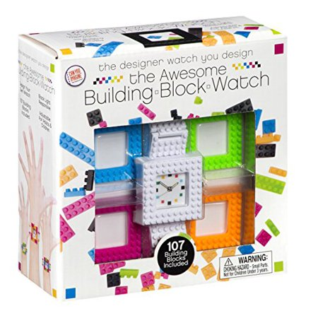 Can You Imagine 26500 Building Blocks Watch Toy - image 1 of 1
