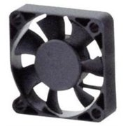 adda ad0424mb-g70 axial fan, 40mm, 24vdc, 5cfm, 22dba