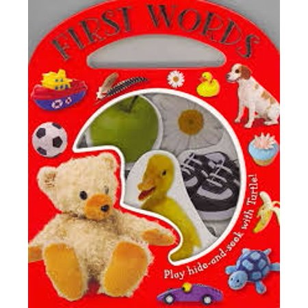 First Words: Learn Your First Words and Find Turtle's Hiding Places! (Busy