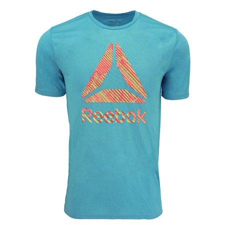 3ba99e027788 Reebok - Reebok Men s Delta Logo T-Shirt - Walmart.com