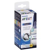 Philips Avent Classic Plus Baby Bottle, BPA-Free, 4 Ounce, SCF560/17