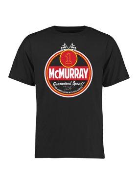 Jamie McMurray Route 66 T-Shirt - Black