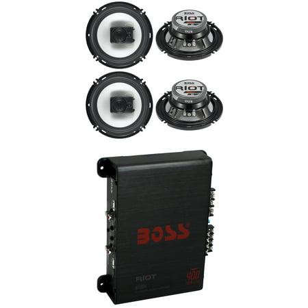 - 4) Boss R63 6.5