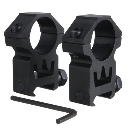 Picatinny Rail Scope Mounts - 2pcs Flashlight Scope Mount Bracket Clip Holder For Picatinny Weaver Rail Laser