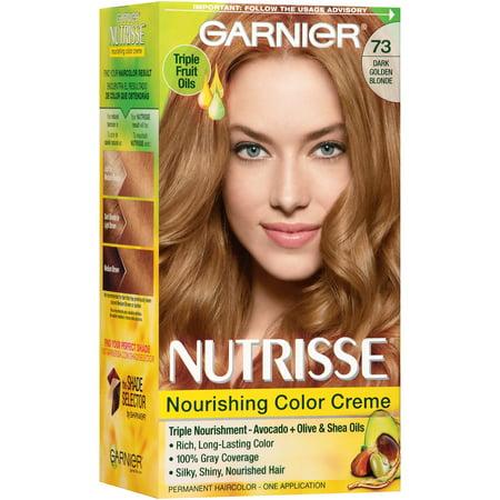 Light Brown Hair Color Chart Garnier