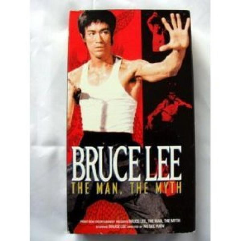 Bruce Lee:The Man the Myth by