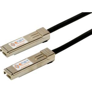 ENET Aerohive AH-ACC-SFP-10G-DAC3M Compatible 10GBASE-CU SFP+ Passive DAC, 3m