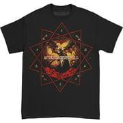 Avenged Sevenfold Men's Decagram T-shirt XX-Large Black