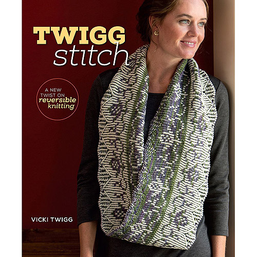 F&W Media Interweave Press, Twigg Stitch Multi-Colored