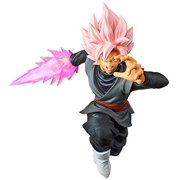 Dragon Ball Super Goku Black Super Saiyan Rose Collectible PVC Figure [Shin Retsu Zan]