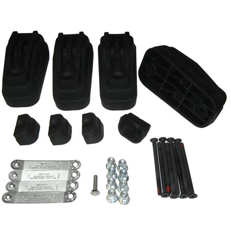KVH ROOF MOUNT KIT FOR A7/A9 DIRECT ROOF INSTALLATIONS Roof Mounting Kit