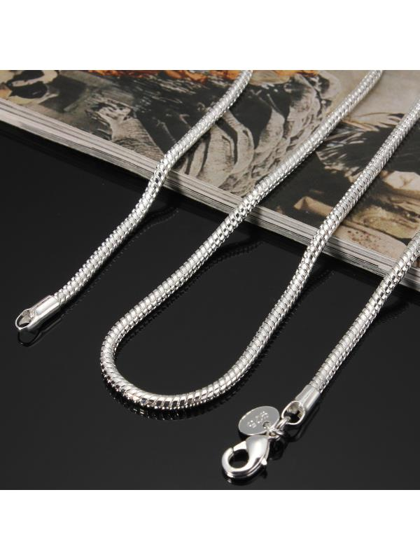Silver Long Drop Sweater Chain Necklace Bar Ring Pendant Jewellery NL151 Gold