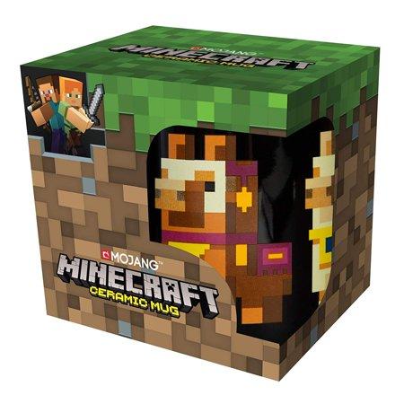 Mug - Minecraft - Llama Conga Line Ceramic 11oz New j8893