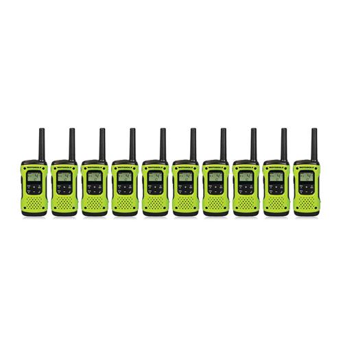 """""""Motorola T600 (10-Pack) Walkie Talkies"""" by MOTOROLA"""