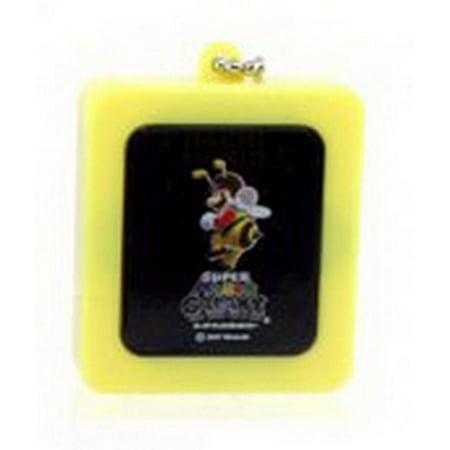 Nintendo Super Mario Galaxy Bee LED Light Keychain 73664 (Mario Punch Light)