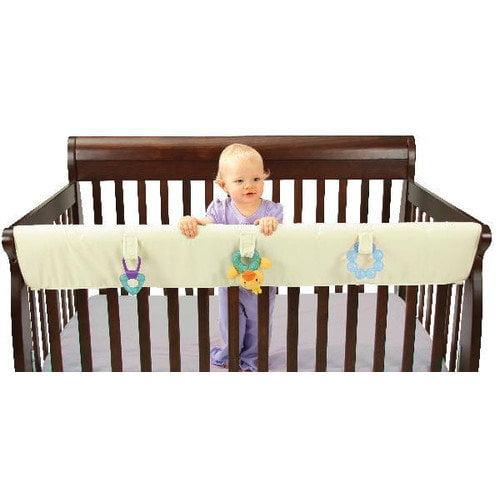 LeachCo Easy Teether XL Convertible Crib Rail Cover in Ivory