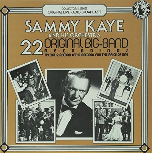 22 Original Big Band Recordings (Vinyl)