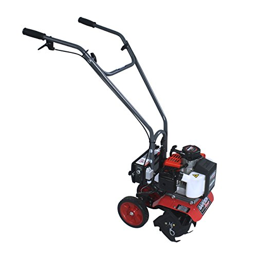 GardenTrax Y2007-E Electric Start Two Cycle Garden Cultivator