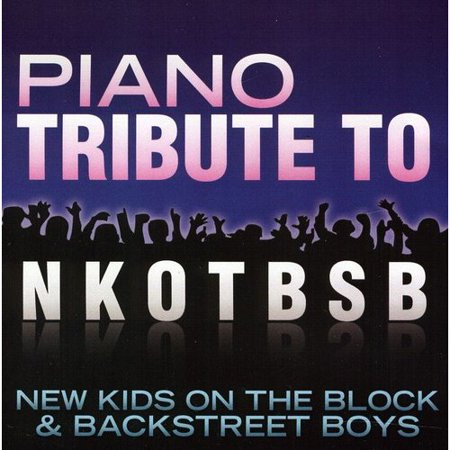 Piano Tribute To New Kids On Block & / Var