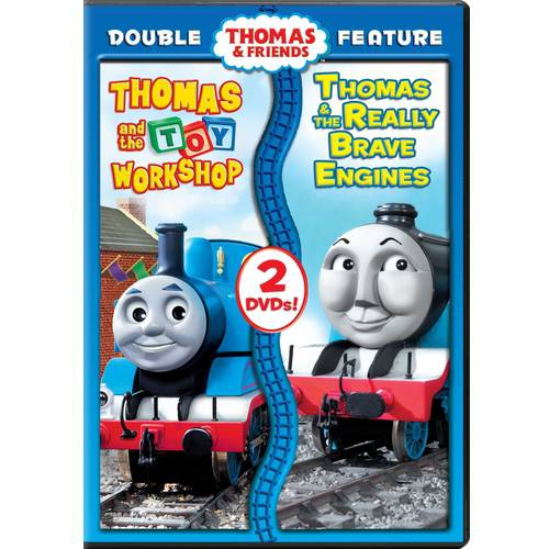 Thomas And Friends: Thomas And The Toy Workshop / Thomas And The Really Brave Engine