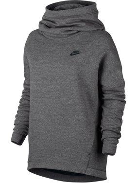 Black Nike Womens Sweatshirts & Hoodies - Walmart.com