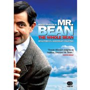Mr. Bean: The Whole Bean (Complete Series) (25th Anniversary Edition) (Remaster) (Full Frame) by Gaiam Americas