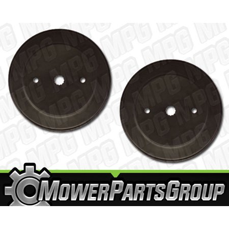 P261 (2) Ariens Pulley Spindle Pulley Replaces Ariens 21546127