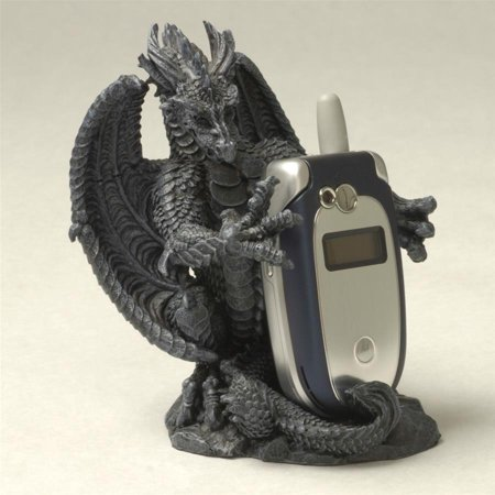 Versilius the Dragon MP3 Player/Cell Phone Holder - Set of Two