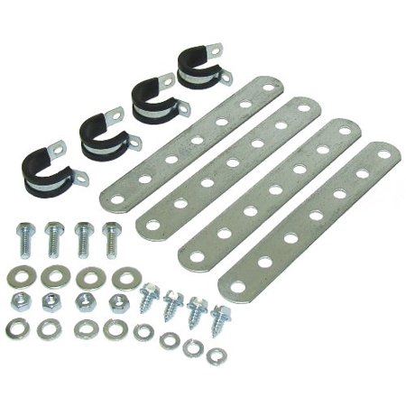 Remote Transmission Oil Cooler (Hayden Automotive 253 Transmission Oil Cooler Mounting Kit)