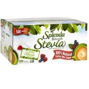 SPLENDA Naturals Stevia Sweetener Packets (500 ct.)