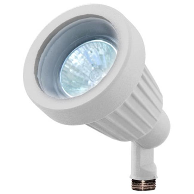 Dabmar Lighting LV100-W Cast Aluminum Directional Spot Light, White