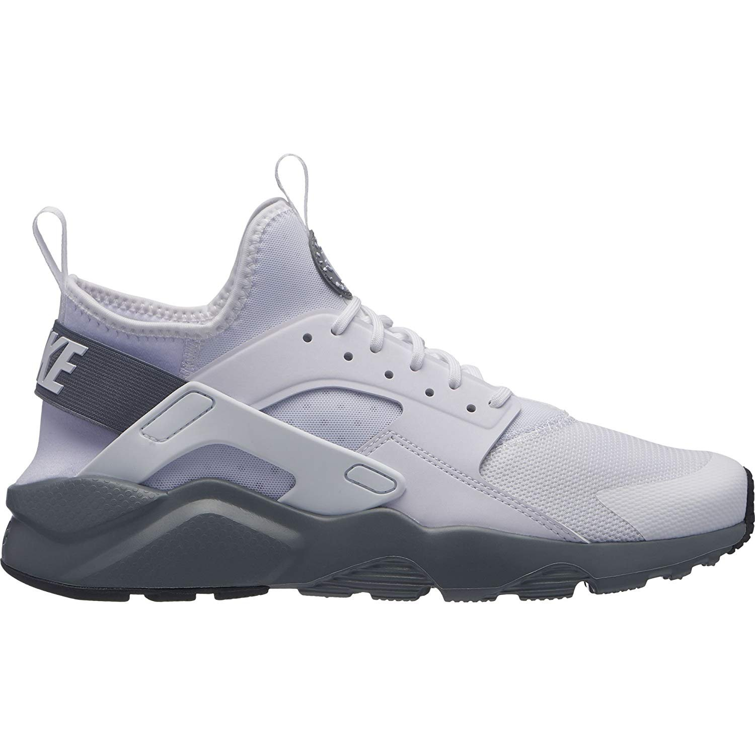 nike hommes s s s air huarache cours ultra - basket, blanc cool Gris, 9,5 8543a2