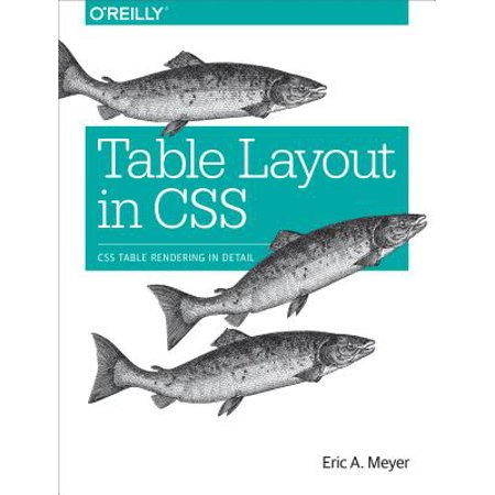 Table Layout in CSS : CSS Table Rendering in