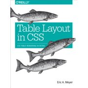 Table Layout in CSS : CSS Table Rendering in Detail