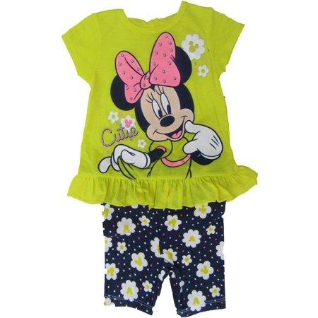 Disney Little Girls Yellow