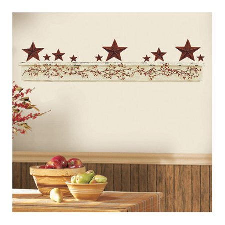 Primitive Arch Peel and Stick Wall Decals