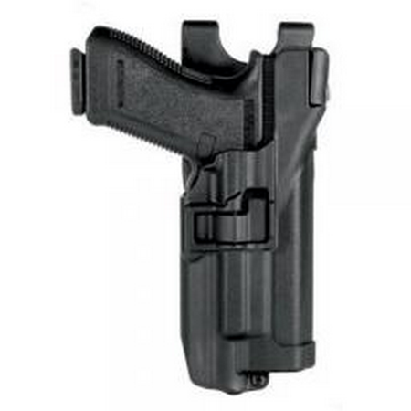 Level 3 Serpa - Light Bearing Duty Holster Matte Smith & Wesson M&P .45