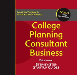College Planning Consultant Business - eBook