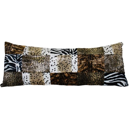 Patch Animal Body Pillow - Walmart.com