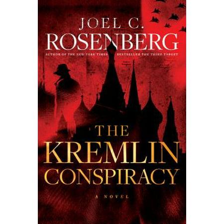 The Kremlin Conspiracy](Beach Reading)