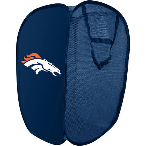 NFL Denver Broncos Laundry Hamper